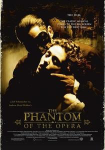 O Fantasma da Ópera - Poster / Capa / Cartaz - Oficial 2