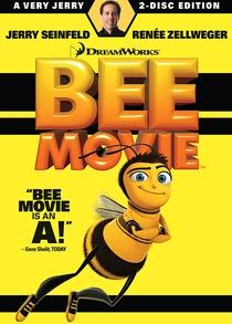 Bee Movie - A História de uma Abelha - Poster / Capa / Cartaz - Oficial 5