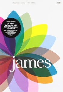James - Fresh As A Daisy: The Videos  - Poster / Capa / Cartaz - Oficial 1