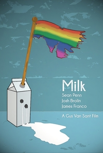 Milk: A Voz da Igualdade - Poster / Capa / Cartaz - Oficial 4