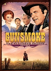 Gunsmoke (12ª Temporada) - Poster / Capa / Cartaz - Oficial 1