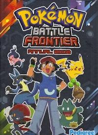 Pokémon (8ª Temporada) - Poster / Capa / Cartaz - Oficial 1