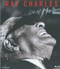 Ray Charles: Live at Montreux 1997 - Poster / Capa / Cartaz - Oficial 1