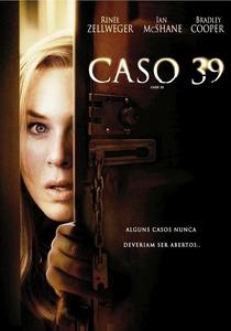 Caso 39 - Poster / Capa / Cartaz - Oficial 1