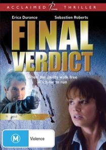 Veredito Final - Poster / Capa / Cartaz - Oficial 1