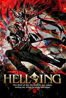 Hellsing - Poster / Capa / Cartaz - Oficial 3
