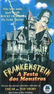 Frankenstein - A Festa dos Monstros - Poster / Capa / Cartaz - Oficial 2