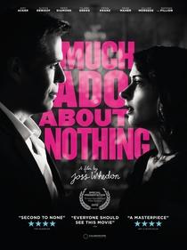 Muito Barulho por Nada - Poster / Capa / Cartaz - Oficial 2