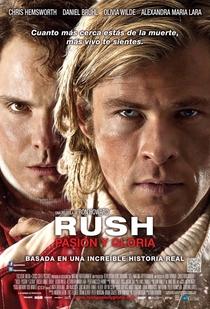 Rush: No Limite da Emoção - Poster / Capa / Cartaz - Oficial 12