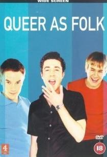 Queer as Folk - Os Assumidos - Poster / Capa / Cartaz - Oficial 3