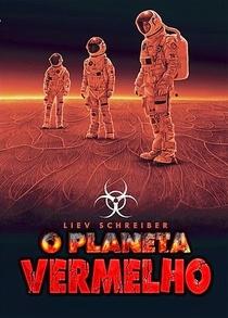 O Planeta Vermelho - Poster / Capa / Cartaz - Oficial 6