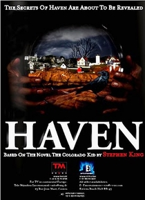 Haven (1ª Temporada) - Poster / Capa / Cartaz - Oficial 4