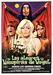 Las Alegres Vampiras de Vögel - Poster / Capa / Cartaz - Oficial 1