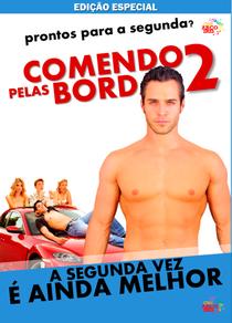 Comendo Pelas Bordas 2 - Poster / Capa / Cartaz - Oficial 3