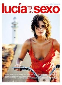 Lúcia e o Sexo - Poster / Capa / Cartaz - Oficial 1