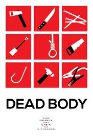 Dead Body - Poster / Capa / Cartaz - Oficial 2