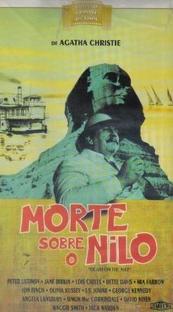 Morte sobre o Nilo - Poster / Capa / Cartaz - Oficial 5