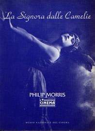 La signora delle camelie - Poster / Capa / Cartaz - Oficial 1
