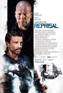 Reprisal - Poster / Capa / Cartaz - Oficial 1