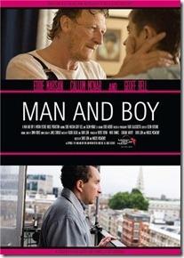 Man and Boy - Poster / Capa / Cartaz - Oficial 1