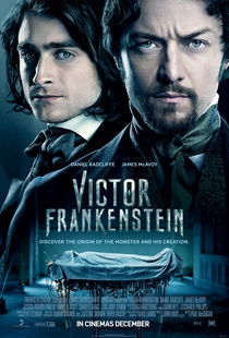 Victor Frankenstein - Poster / Capa / Cartaz - Oficial 1