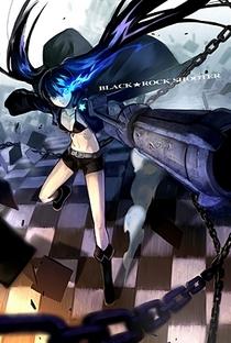 Black Rock Shooter - Poster / Capa / Cartaz - Oficial 4