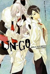 UN-GO - Poster / Capa / Cartaz - Oficial 7