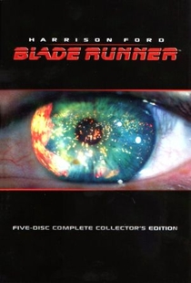 Blade Runner: O Caçador de Andróides - Poster / Capa / Cartaz - Oficial 5