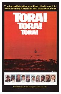 Tora! Tora! Tora! - Poster / Capa / Cartaz - Oficial 4