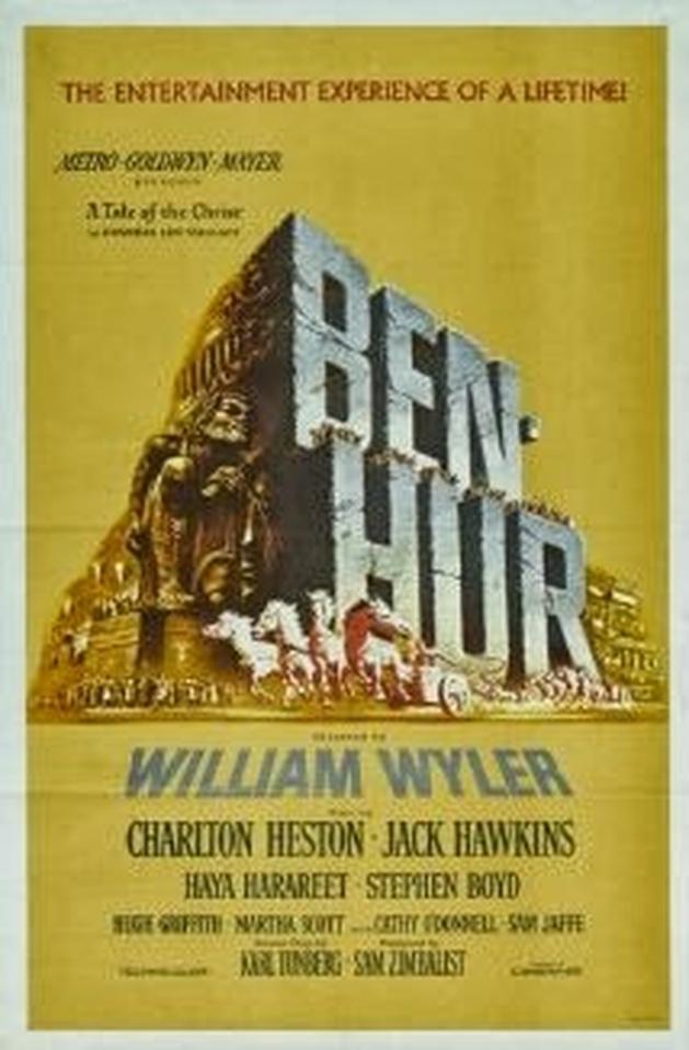 Review | Ben-Hur (1959)