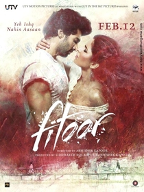 Fitoor - Poster / Capa / Cartaz - Oficial 2