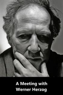 Um Encontro com Werner Herzog - Poster / Capa / Cartaz - Oficial 1