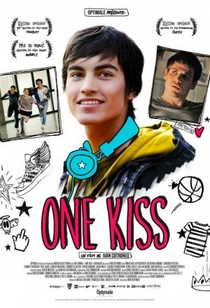 Um Beijo - Poster / Capa / Cartaz - Oficial 1