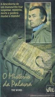 O Mistério da Palavra - Poster / Capa / Cartaz - Oficial 1