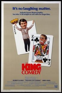O Rei da Comédia - Poster / Capa / Cartaz - Oficial 6