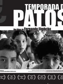 Temporada de Patos - Poster / Capa / Cartaz - Oficial 2