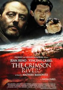 Rios Vermelhos - Poster / Capa / Cartaz - Oficial 4