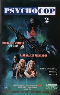 Psycho Cop 2: O Retorno Maldito - Poster / Capa / Cartaz - Oficial 6