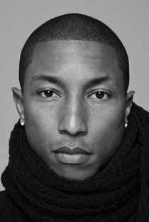 Pharrell Williams - Poster / Capa / Cartaz - Oficial 1