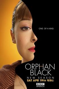 Orphan Black (2ª Temporada) - Poster / Capa / Cartaz - Oficial 5