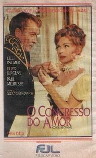O Congresso do Amor - Poster / Capa / Cartaz - Oficial 1