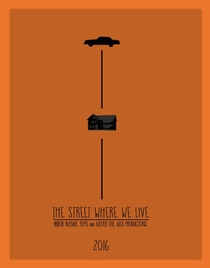 The Street Where We Live - Poster / Capa / Cartaz - Oficial 1