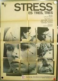 Stress-es tres-tres - Poster / Capa / Cartaz - Oficial 1