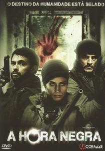 A Hora Negra - Poster / Capa / Cartaz - Oficial 2