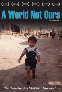 Um Mundo Que Não É Nosso - Poster / Capa / Cartaz - Oficial 2