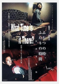 Que Horas São Aí? - Poster / Capa / Cartaz - Oficial 2