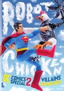 Frango Robô Especial DC Comics 2: Vilões no Paraíso - Poster / Capa / Cartaz - Oficial 1