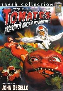 Corra Que Os Tomates Assassinos Vem aí - Poster / Capa / Cartaz - Oficial 2