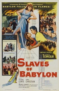 Escravos da Babilônia - Poster / Capa / Cartaz - Oficial 2