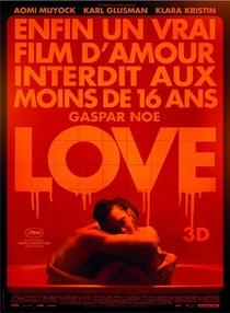 Love - Poster / Capa / Cartaz - Oficial 2